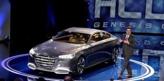 Genesis, Hyundai, новый бренд Huyndai, премиум автомобили Huyndai