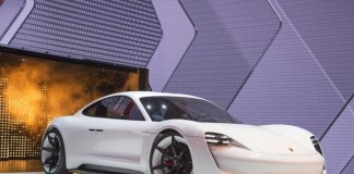 Электромобили от Porsche, Mission E
