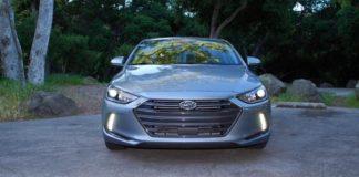 Hyundai Elantra тест-драйв, тест-драйв Hyundai Elantra, тест Hyundai Elantra
