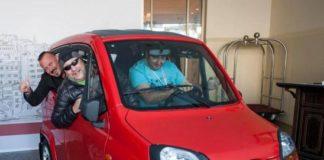 самый дешевый автомобиль России, какой автомобиль самый дешевый в россии, малолитражка, Bajaj Qute, Bajaj Qute стоимость, Bajaj Qute цена, как выглядит Bajaj Qute