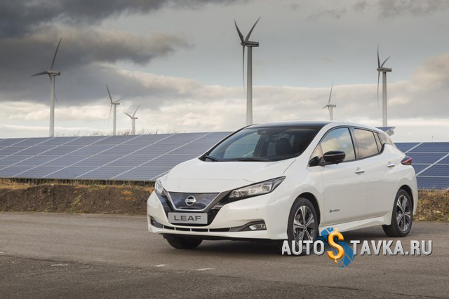 Nissan Leaf, Nissan Leaf второго поколения, Nissan Leaf сертифицирован в РФ, ОТТС Nissan Leaf